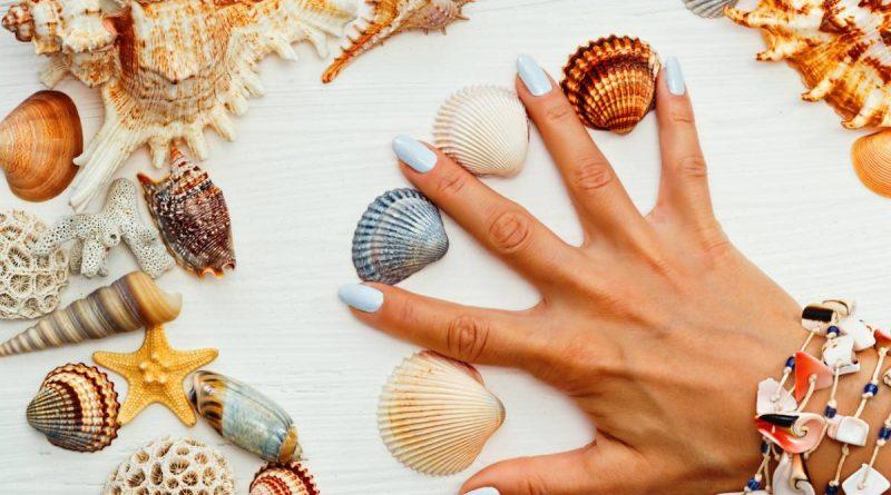 ¿Cómo llevar joyas con conchas?