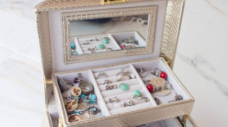 ¿Cómo organizar tus joyas?