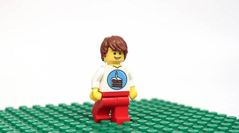 ¿Cómo organizar un cumpleaños LEGO?