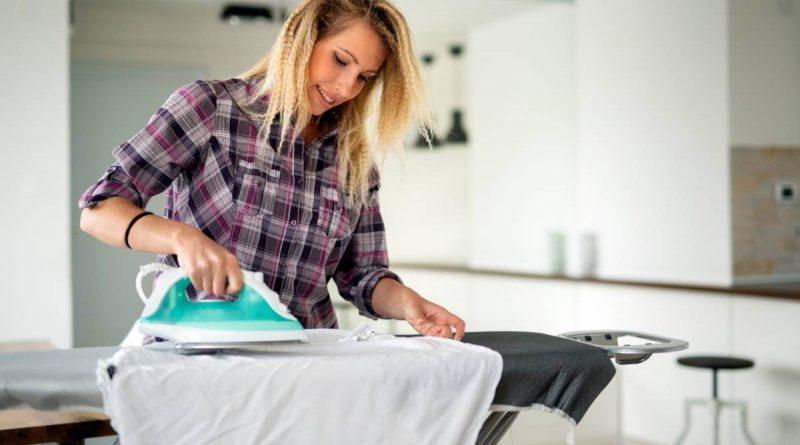 ¿Cómo planchar correctamente?