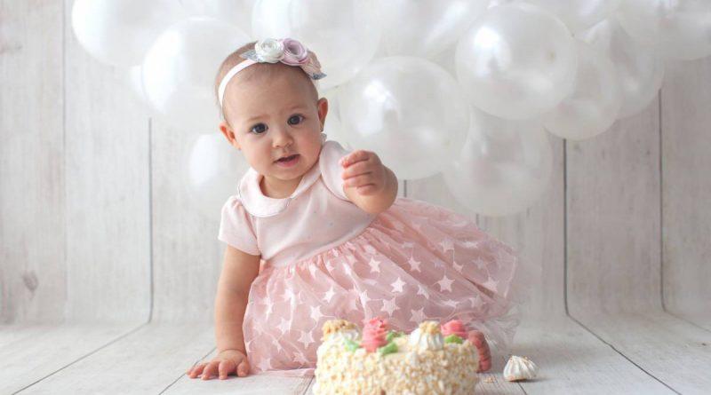 ¿Cómo vestir al bebé para su cumpleaños?