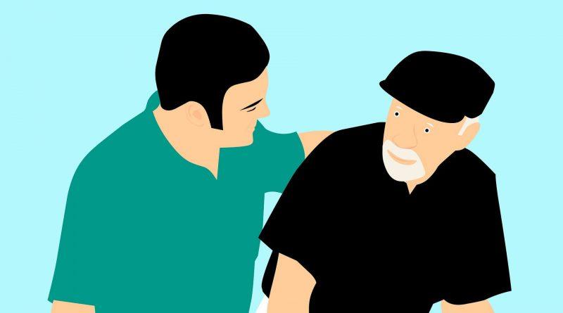 ¿Qué es la teleasistencia para personas mayores?