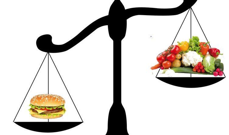 ¿Qué significa comer 2000 kilocalorías al día?