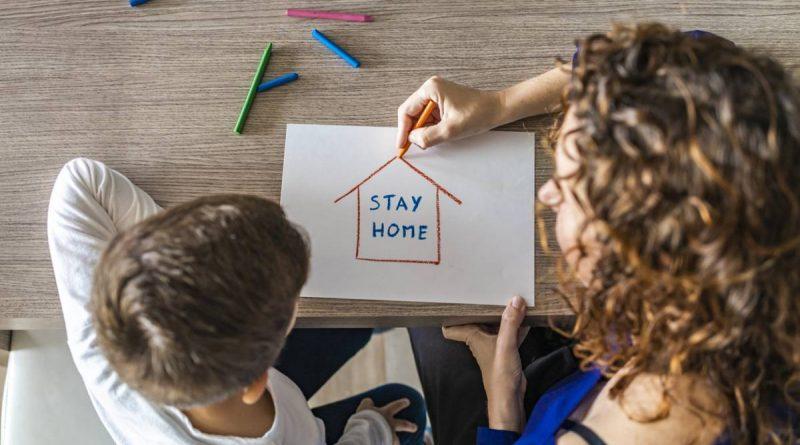5 ideas para mantenerte ocupado en casa