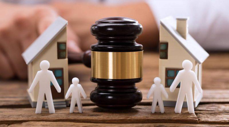 Procedimientos de divorcio y cónyuge violento, ¿qué hacer?