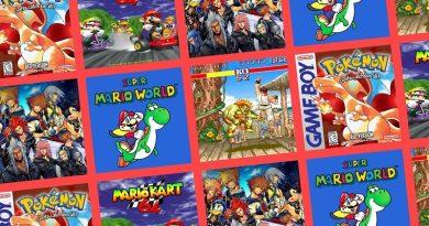 los mejores videojuegos de todos los tiempos